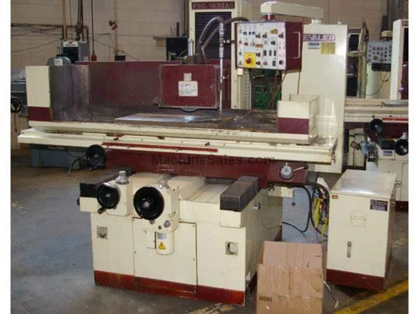 "16"" x 32"" CHEVALIER AUTOMATIC HYDRAULIC SURFACE GRINDER, MODEL FS"
