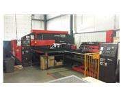AMADA, VIPROS 358 KING-II, CNC TURRET PUNCH New : 2000