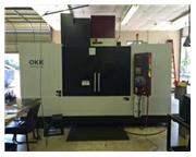 OKK, VM7 III, CNC VERTICAL MACHINING CENTER NEW: 2007