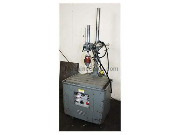 10 KVA Electro Arc 2-SA TAP DISINTEGRATER, LBH PORTABLE HEAD, MACHINE IS PORTABLE ON CASTERS