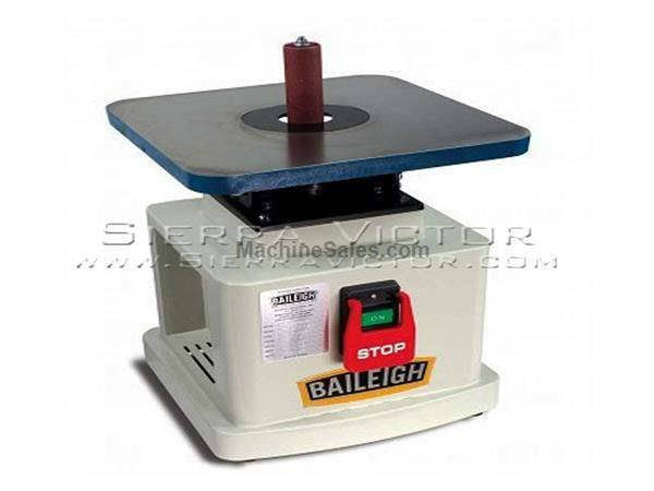 "14"" x 14"" BAILEIGH® Bench Top Spindle Sander"
