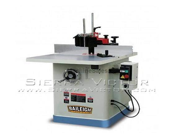 "28"" x 22"" BAILEIGH® Spindle Shaper"