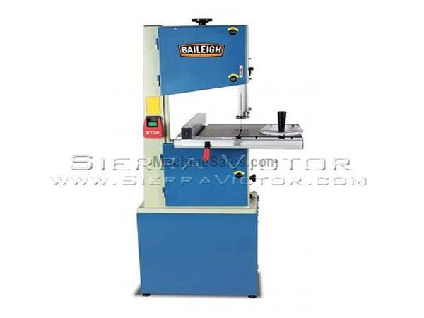 "12"" BAILEIGH® Woodworking Band Saw"