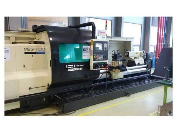 Hwacheon Mega 100 x 3000 Large Capacity Oil Field / Oil Country CNC Lathe