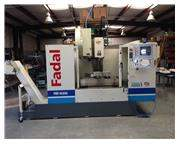 Used 2001 Fadal VMC 4020a Vertical Machining Center