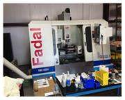Used 2000 Fadal VMC 4020 Vertical Machining Center with 4 axis, rotary Incl