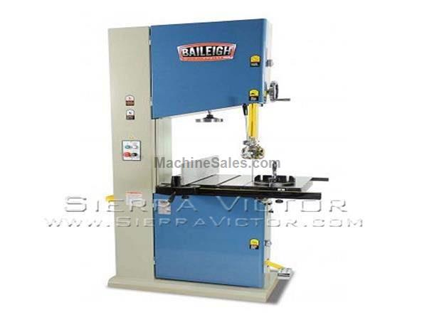 "22"" BAILEIGH® Vertical Band Saw"