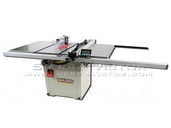 New 10 baileigh hybrid table saw for sale 81009 for 10 hybrid table saw