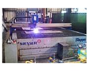 MESSER Metalmaster Plus 8L 8' x 20' High Def Plasma Cutting System,