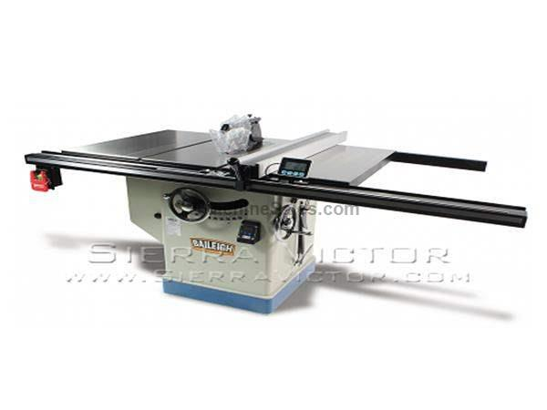 "12"" BAILEIGH® Professional Cabinet Table Saw"