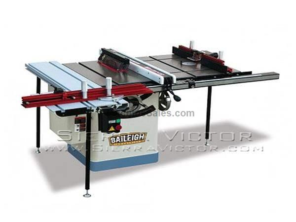 "10"" BAILEIGH® Work Station Table Saw"