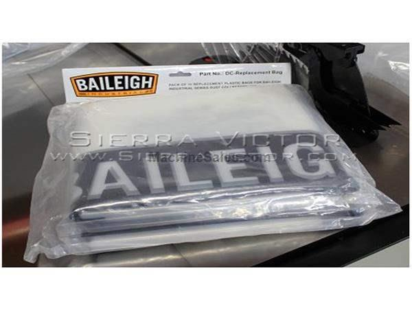 BAILEIGH® Dust Collector Replacement Bags