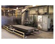 """5"""" Giddings & Lewis 70-G5-T Table Type Horizontal Boring Mill"""