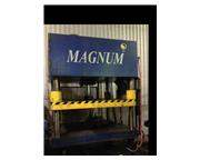 Magnum 62.8 Ton 4-Post Hydraulic Press