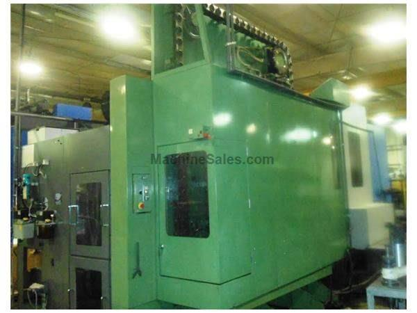 2007 TOYODA FA800 CNC HORIZONTAL MACHINING CENTER