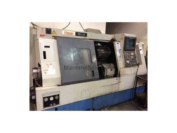 "MAZAK SQT15, MAZATROL T32-2, 8""Chk, 1994,EXCELLENT CONDITION FROM GEARTEC"