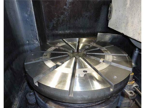 SUNDSTRAND E-16 HORIZONTAL SPINDLE ROTARY SURFACE GRINDER