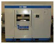 TRIFORM, 24-5BD HYDRAFORMER, HYDRAULIC, FLUID FORMING PRESS NEW: 2014