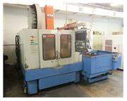 MAZAK V-414 APC (2) PALLET VERTICAL MACHINING CENTER