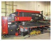 AMADA Vipros 358 King II 33 Ton CNC Turret Punch Press