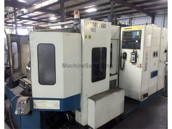 Daewoo ACE-H5S Horizontal Machining Center