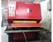 """Finish Pro FP-4075W 40"""" Wet Type Metal Deburring Machine"""