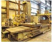 "Tos WHN-13 5.12"" Table Type Horizontal Boring Mill"