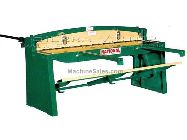 "52"" x 16 ga NATIONAL® Metal Shears"