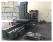 Union BFT 100/IV Horizontal Boring Mill-Borer