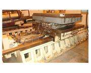 """Gidding & Lewis 48"""" x 72"""" CNC Infeeding Rotary Tables"""