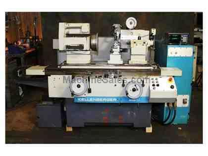 "19.8"" Swing 24"" Centers Kellenberger 600U OD GRINDER, SWING AROUND I.D., HYD. TABLE, AUTO INFEED, PLUNGE"