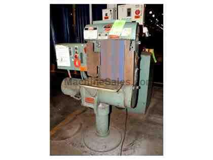 "10"" Width Acme B-3 BELT GRINDER, MADE IN USA"