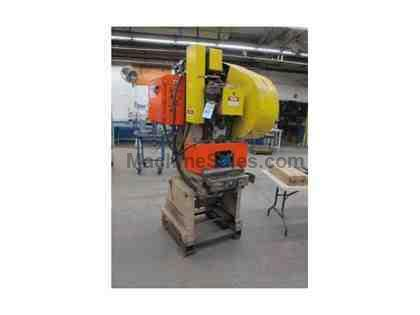 "25 Ton 3"" Stroke Rousselle 3 OBI PRESS, Air Clutch"
