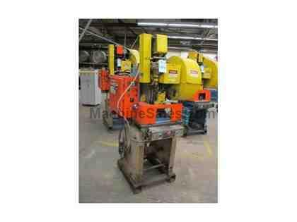 "15 Ton 2"" Stroke Rousselle 2 OBI PRESS, Air Clutch"