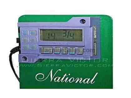 NATIONAL® Quick Set® Two Turn Manual Digital Readout Back Gauge