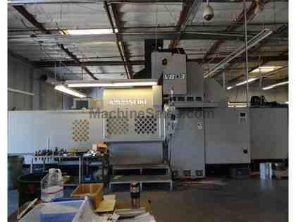 AMERA SEIKI, VB3, CNC VERTICAL MACHINING CENTER NEW: 2011