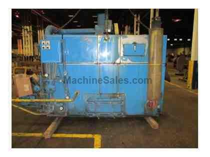 HURRICANE PARTS WASHER, HOPPER GAS HEATED WATER SYSTEM