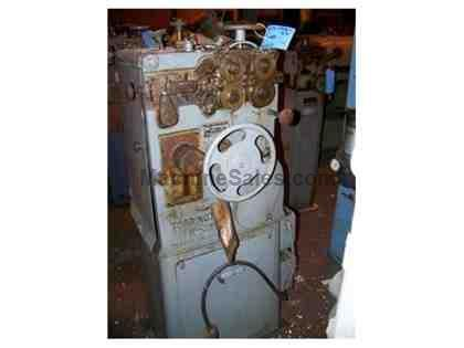 TORRINGTON MODEL #W-21 WIRE SPRING COILING MACHINE