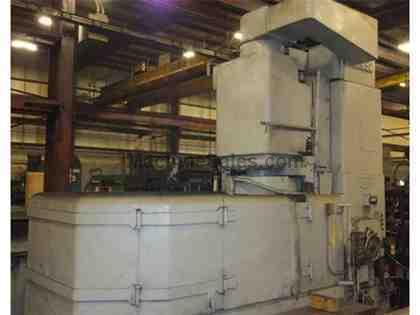 "60"" MATTISON VERTICAL SPINDLE ROTARY GRINDER"