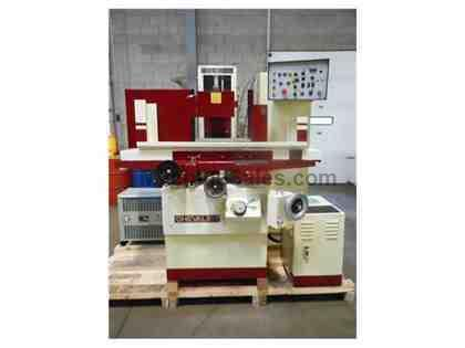 "1988 CHEVALIER  FSG-818AD 3-AXIS HYDRAULIC SURFACE GRINDER, 8"" x 18"""