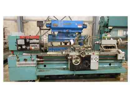 "1996 CLAUSING BORAVIA MODEL SUS63H/2000 GEARED HEAD ENGINE LATHE, 26"" X 80"""