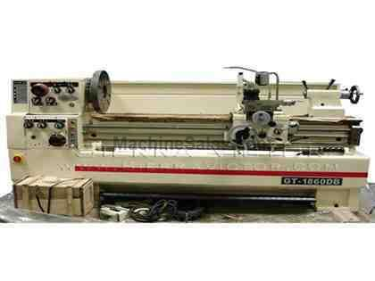 "18"" x 60"" GMC® High Speed Precision Gap Bed Lathe"