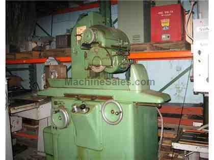 Thompson   Surface Grinder, SN: F71056