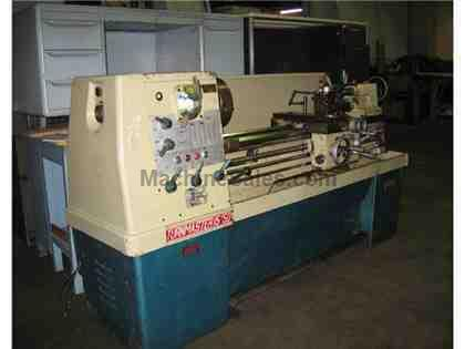 Turnmaster 15 in X 50 inch Engine Lathe