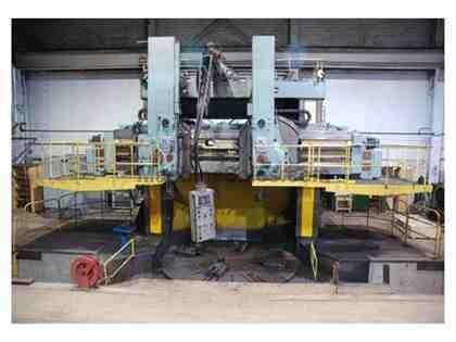 "Stanko KY514F1 157"" Vertical Boring Mill"