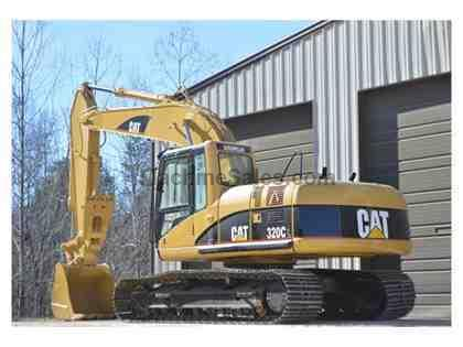 2004 CATERPILLAR 320CL EXCAVATOR