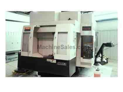 MAZAK, VARIAXIS 630 5X II, CNC VERTICAL MACHINING CENTER NEW: 2006