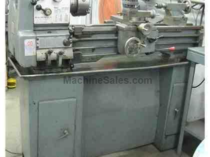 Precision Bench Lathe, Shen Wai  Model SW-900GH   Serial #0574  Date 7/1987
