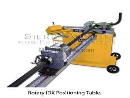 10' - 20' BAILEIGH® Rotary Positioning Tables
