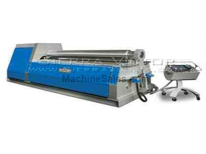 "122"" x .55"" BAILEIGH® Plate Bending Machine with CNC"